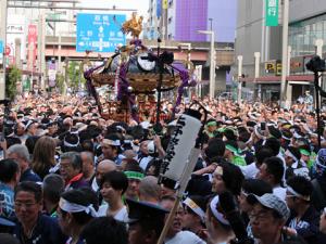 下谷神社例大祭