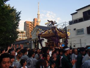 今戸神社例大祭