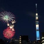 隅田川花火大会7月29日開催に決定