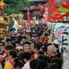 三社祭写真館2018(7) 町内神輿連合渡御その2